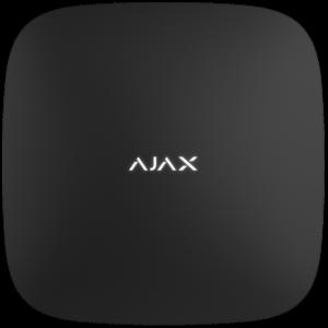 Централь охранная Ajax Hub Black