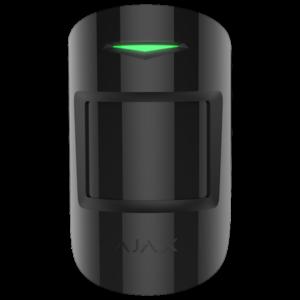 Беспроводной датчик движения с микроволновым сенсором и иммунитетом к животным Ajax MotionProtect Plus