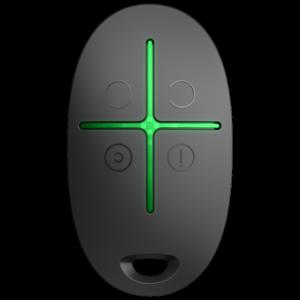 Брелок для управления охранной системой Ajax SpaceControl