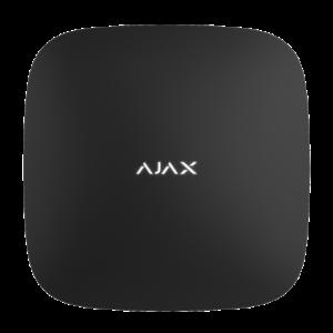 Hub Plus Интеллектуальная централь системы безопасности второго поколения с Ethernet, Wi-Fi, 3G и поддержкой двух SIM-карт