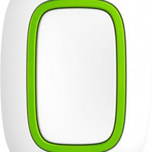 Беспроводная тревожная кнопка Ajax Button Белая (100011113)